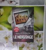 THRILLER LE MENSONGE de Hallie EPHRON France Loisirs 5 Bubry (56)
