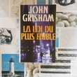 THRILLER LA LOI DU PLUS FAIBLE de John GRISHAM