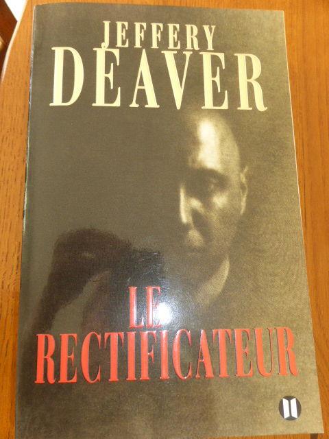 THRILLER : Le rectificateur - Jeffery Deaver 5 Rueil-Malmaison (92)