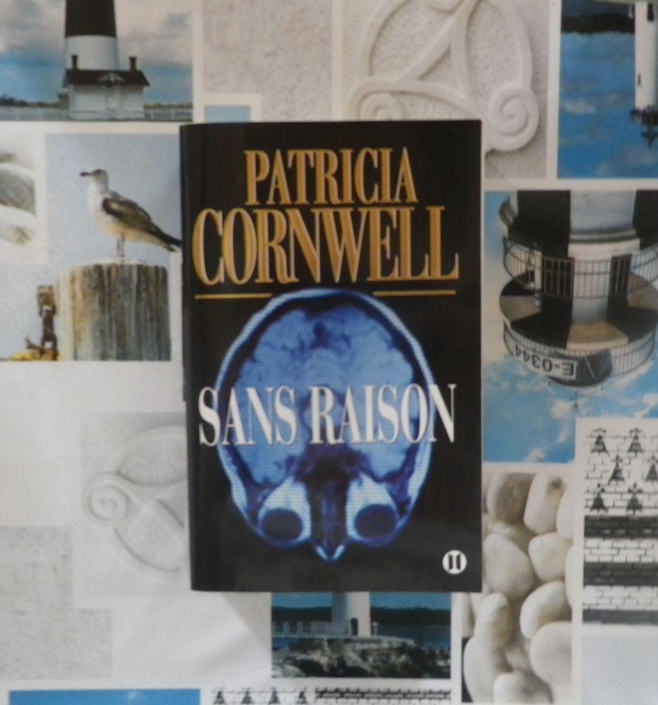 THRILLER SANS RAISON de Patricia CORNWELL Livres et BD