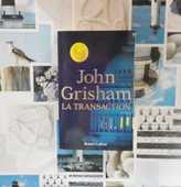 THRILLER LA TRANSACTION de John GRISHAM 5 Bubry (56)