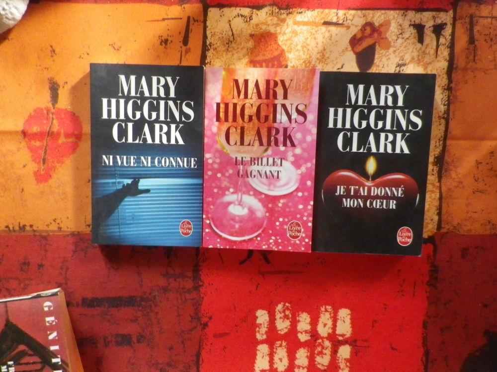 LOT DE 3 THRILLERS MARY HIGGINS CLARK (ou à l'unité) 5 Bubry (56)