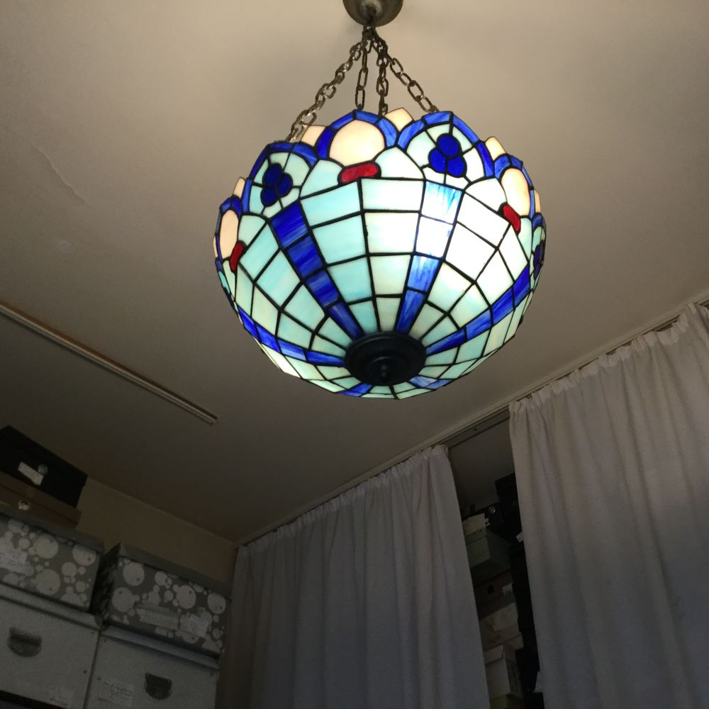 TIFFANY Abat-Jour/ Plafonnier/Lampadaire ou Lampe de table 450 Maisons-Alfort (94)
