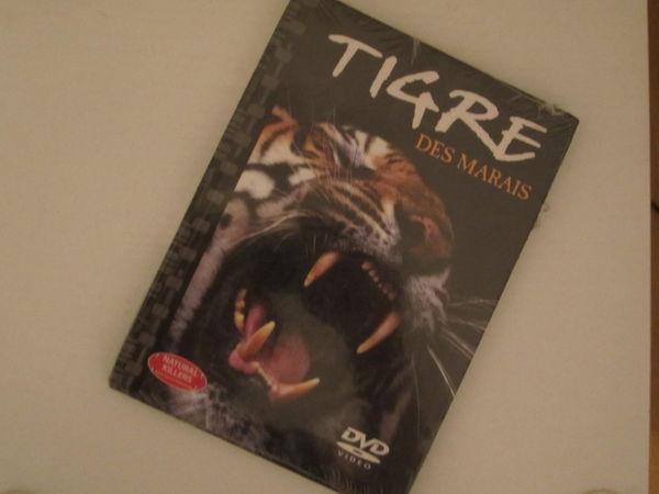 DVD  LE TIGRE DES MARAIS  4 Rennes (35)