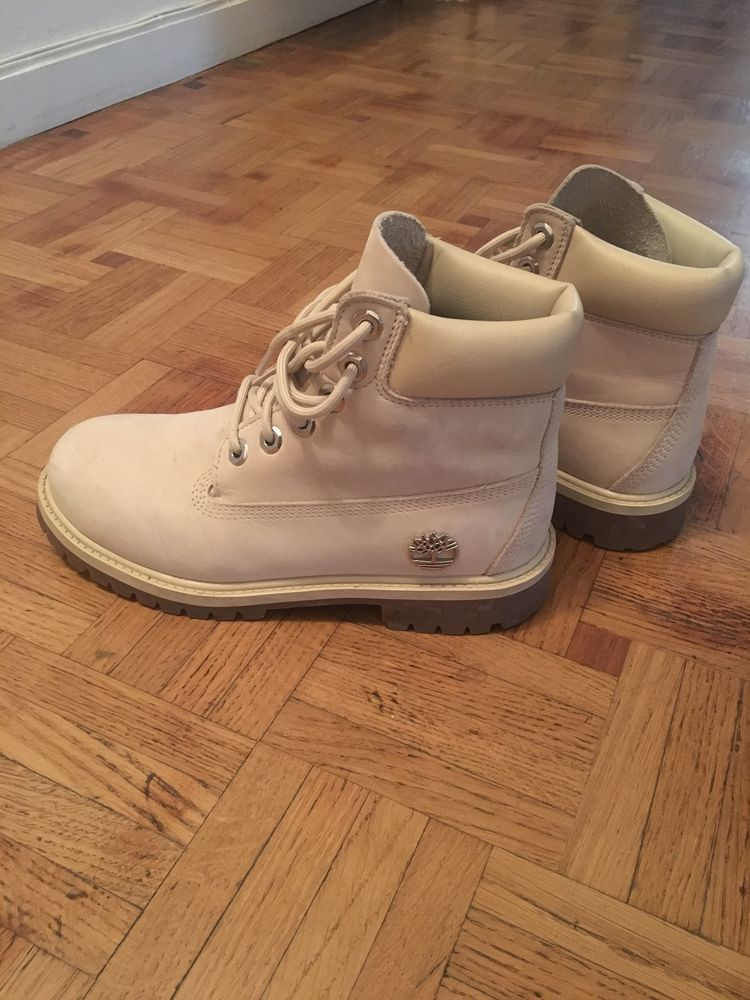 Timberland femme crème 90 Toulouse (31)