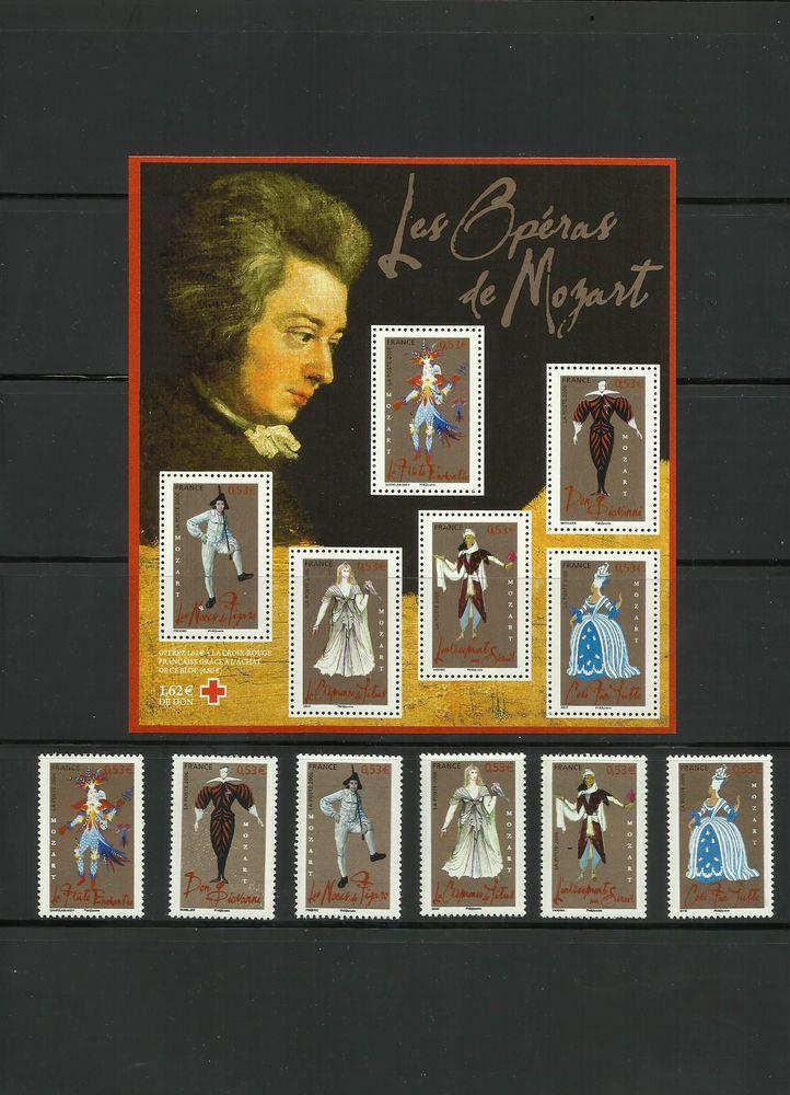 TIMBRE 2006 Les Opéras de Mozart