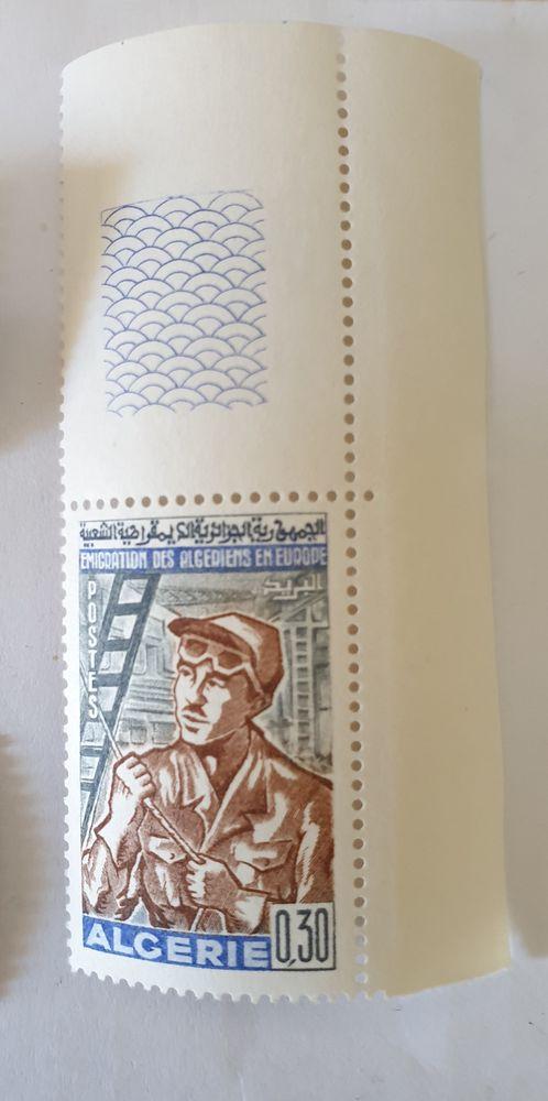 Timbre algerie 1968 émigration (1986) - 0.70 euro