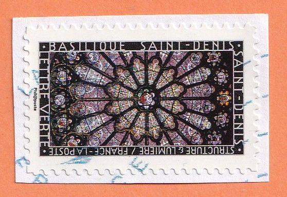Timbre Basilique Saint-Denis 0 Lille (59)