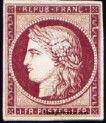 Timbre CERES Rouge 850 Boulogne-Billancourt (92)