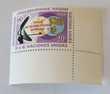 Timbre collection ONU new york - 1968 - 0.40 euro
