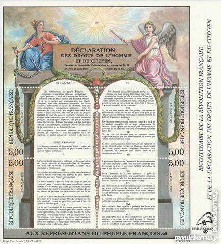 timbre déclaration des droits de l'homme 1989 10 Troyes (10)
