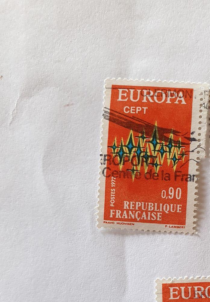 Timbre france Europa 1972- lot 0.33 euro