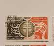 Timbre france Médaille Résistance française 1974- 0.11 euro