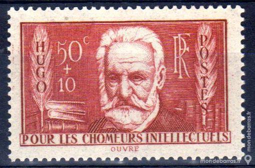 N° 332 Timbre France NEUF An 1936 3 La Seyne-sur-Mer (83)