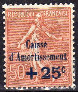 N° 250 Timbre France NEUF**