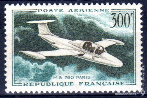 Timbre France NEUF** N° 35 POSTE AERIENNE