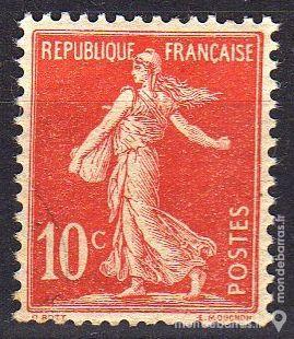 N° 134 Timbre France NEUF** 1 La Seyne-sur-Mer (83)