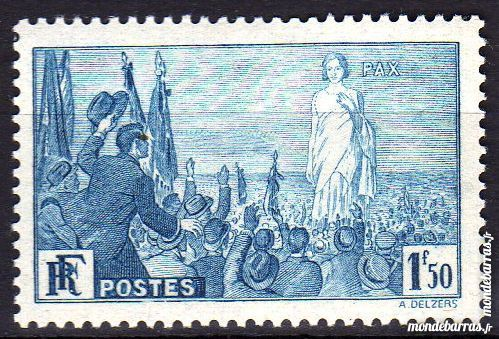 N° 328 Timbre France NEUF** 10 La Seyne-sur-Mer (83)