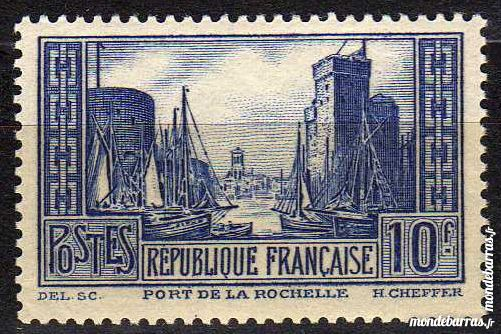 N° 261 Timbre France NEUF** 43 La Seyne-sur-Mer (83)