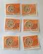 Timbre France pré oblitéré 1966 -monnaie gauloise -lot 0.30
