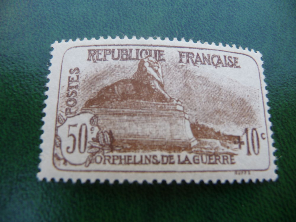 timbre de france  orphelin  n 230  neuf  luxe** 25 Fabrègues (34)