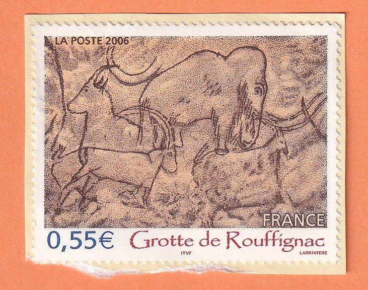 Timbre Grotte Rouffignac 0 Lille (59)