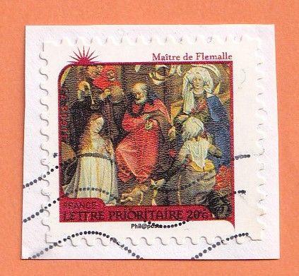 Timbre Nativité 0 Lille (59)