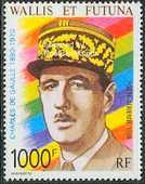 Timbre Neuf *** Centenaire Charles de Gaulle 11 Périgueux (24)