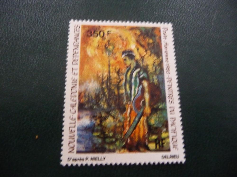 timbre  nouvelle calédonie  n 235  neuf** 3 Fabrègues (34)