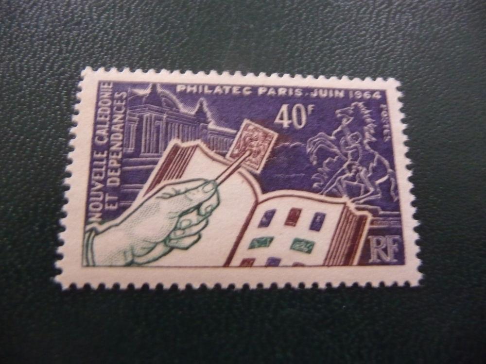 timbre  nouvelle  calédonie  n  325  neuf** 3 Fabrègues (34)