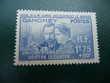 timbre pierre et marie curie dahomey neuf