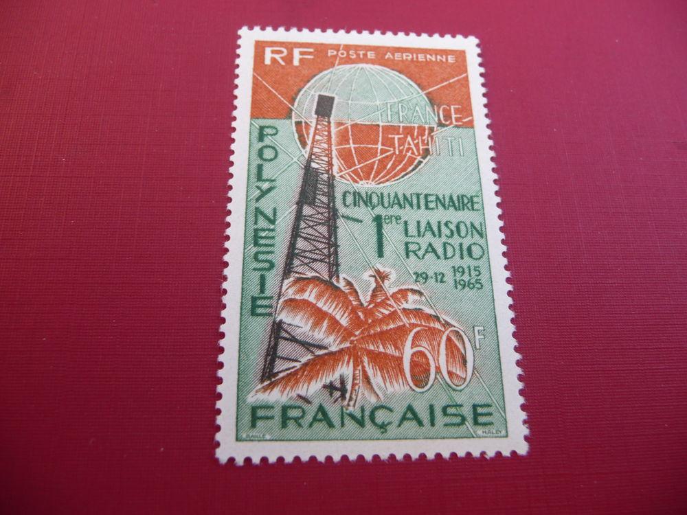 timbre poste aérienne polynésie fr  n 16  neuf  luxe** 5 Fabrègues (34)