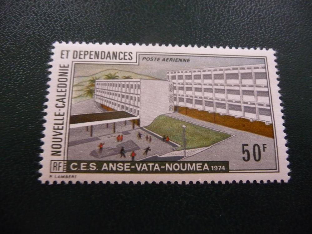 timbre poste aérienne calédonie n 153 neuf** 1 Fabrègues (34)