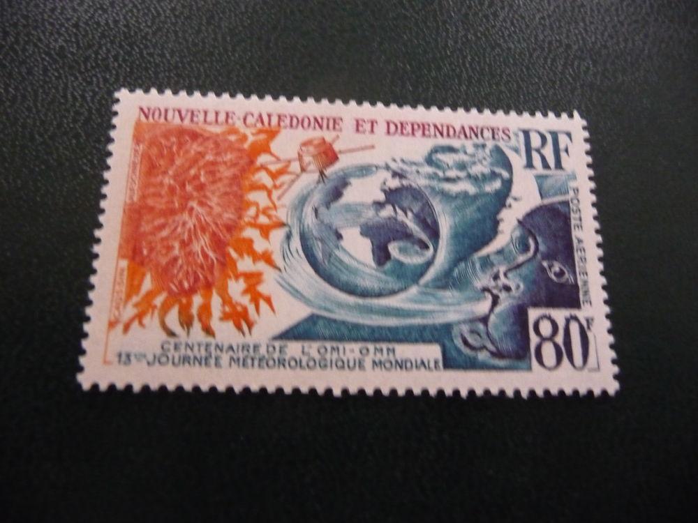 timbre poste aérienne calédonie n 140 neuf** 3 Fabrègues (34)