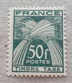 Timbre Taxe 88 Neuf 3 Joué-lès-Tours (37)
