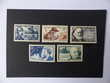 TIMBRES  1052  +  1055 A  1058  NEUFS **