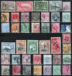 Lot timbres Angleterre et colonies