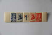 TIMBRES  BANDE  571 a 3 Le Havre (76)