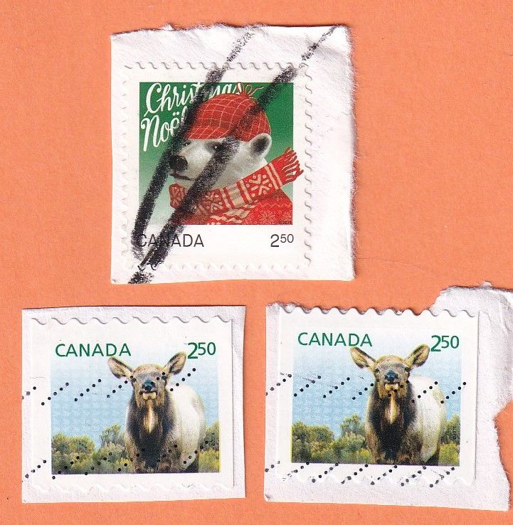 Timbres Canada 0 Lille (59)