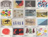 Timbres de collection France en franc de 5F et 6F70 NEUF 0 Aubin (12)