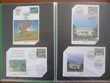 timbres enveloppes 1er jour 5 Mamoudzou (97)