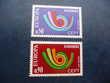 timbres europa andorre fr n 227 / 228 cote 40 euros neufs**