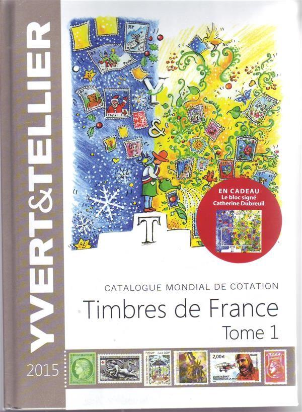 Timbres de France t.1 ; de 1847 à nos jours (édition 2015) 6 Le Blanc-Mesnil (93)