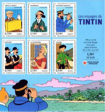 Timbres France BF 109 & 110     2007 13 Périgueux (24)