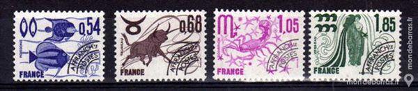 Timbres France NEUFS** Préoblitérés N° 146 à 149 2 La Seyne-sur-Mer (83)