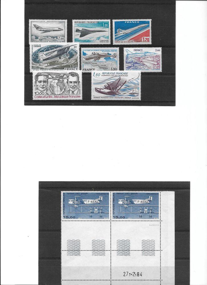 TIMBRES DE FRANCE - Poste Aérienne 0 Mulhouse (68)