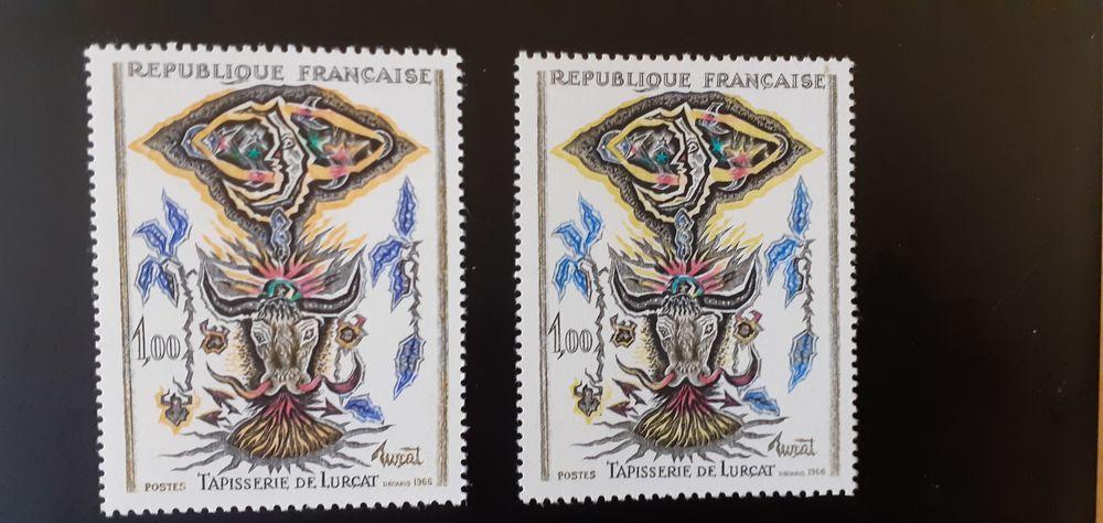 TIMBRES FRANCE VARIETES SUR 1493. 4 Lille (59)