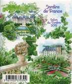 Timbres Jardins de France 2012 F4580-4581 6 La Celle-sur-Morin (77)