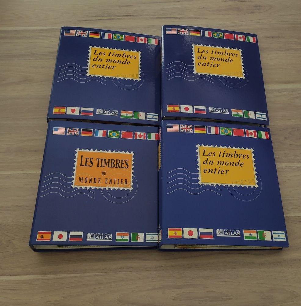 Les timbres du monde entier