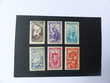 TIMBRES  593 / 598  NEUFS **